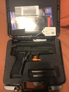 $760, Sig Sauer p226 almost new