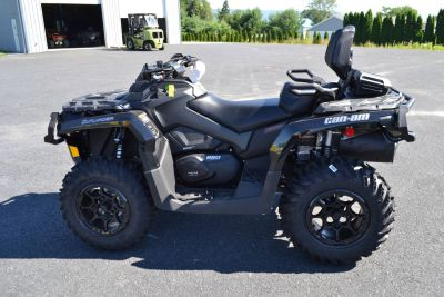 2018 Can-Am Outlander MAX XT-P 850 Utility ATVs Grantville, PA