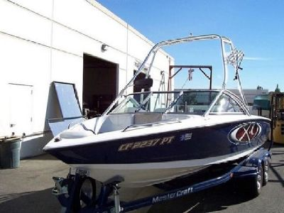 Mastercraft X-9 Ski and Wakeboard Boat 2000 water ready
