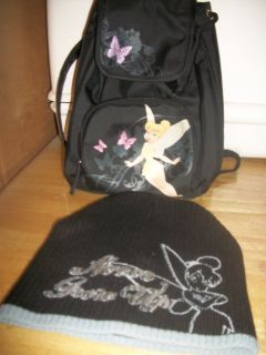 # 6443 TINKERBELL PURSE/BACKPACK AND HAT