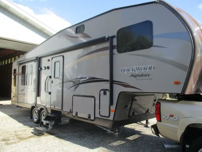 2014 Forest River ROCKWOOD SIGNATURE ULTRA