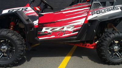 $9,500, 2014 Polaris RZR 900 Rzr High Performance