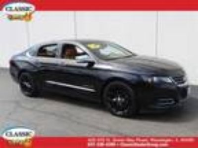 used 2016 Chevrolet Impala for sale.