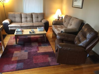 Furniture & Furnishings For Sale - 2 Bedrooms, Living Room, Kitchen