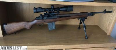 For Sale/Trade: Springfield m1a