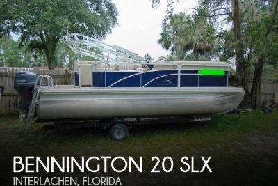 2013 Bennington 20 SLX