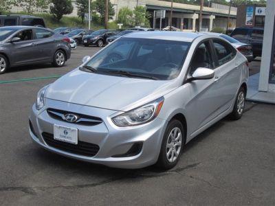 2012 Hyundai Accent GLS (Cyclone Gray)