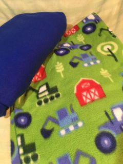 Fabric for No-Sew Kids Blanket