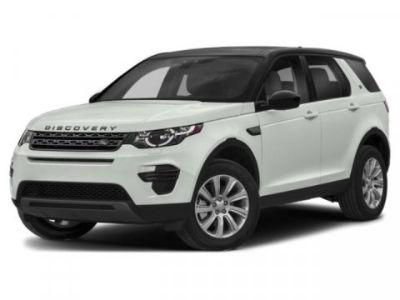 2019 Land Rover Discovery Sport SE (Fuji White)