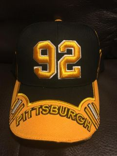 NEW Embroidered Pittsburgh Steelers #92 Hat
