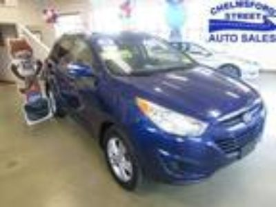 Used 2012 HYUNDAI TUCSON For Sale