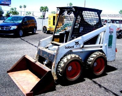 Bobcat 630 Skid Steer