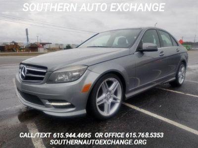2011 Mercedes-Benz C-Class C300 4MATIC Luxury (Gray)