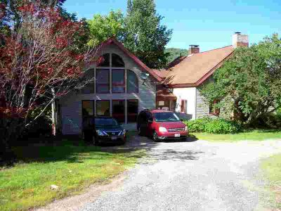 71 State Route 2 Shelburne Four BR, Beautiful Home Abutting a