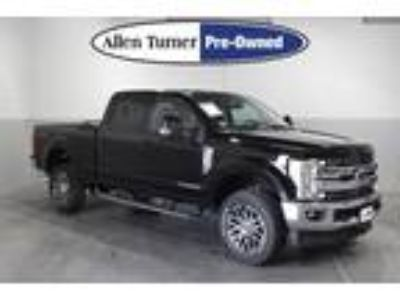 2017 Ford F-250SD Lariat Crew Cab FX4 4WD Diesel
