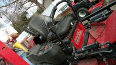 gravely commercial lawn mower