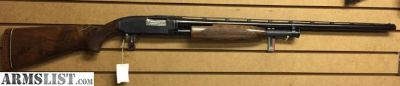 For Sale: Winchester Model 12 Deluxe