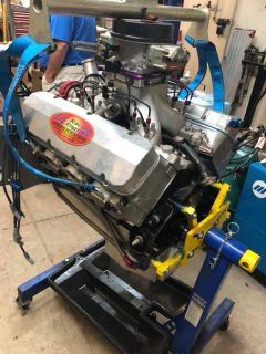 1000hp 598 BBC nitrous package - extras