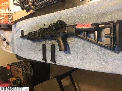 For Sale: Hi-Point 9mm Carbine