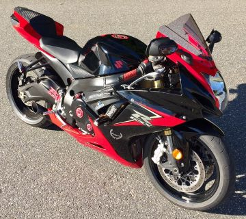 2014 Suzuki GSX-R750 Sport Motorcycles Lowell, NC