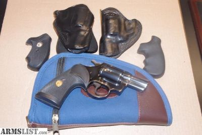 For Sale: Colt Det Special 38 Mint Unfired