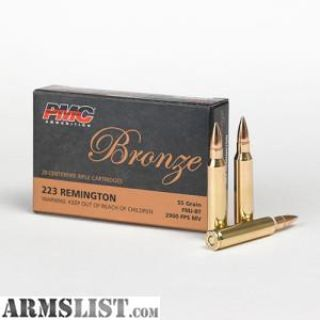 For Sale: 223/5.56 brass Ammo
