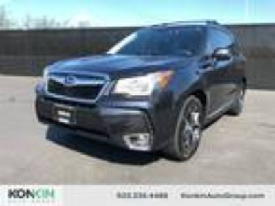 2015 Subaru Forester 2.0XT Touring 2.0L Turbo H4 250hp 258ft. lbs.