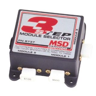 Purchase MSD Ignition 8737 Multi Step Module Selector THREE STEP MODULE SELECTOR motorcycle in Decatur, Georgia, United States, for US $92.77