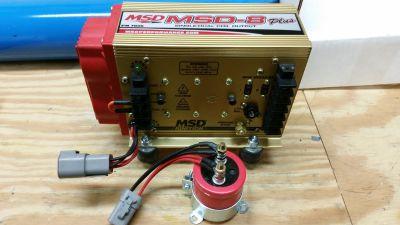 MSD 8 Plus Ignition Box