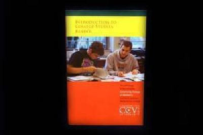 $15 CCV Textbook - Intro to College Studies