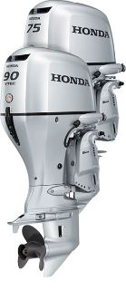 2019 Honda Marine BF75 L Type Outboards 4 Stroke Ponderay, ID