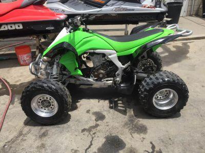 2008 Kawasaki KFX 450R ATV Sport ATVs Castaic, CA