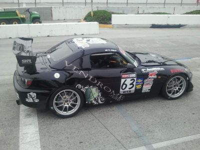 Former World Challenge GTS Honda S2000 CR