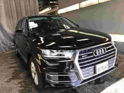 2018 Audi Q7 quattro