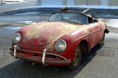 [WTB] Old 356A 356B 356C Porsche