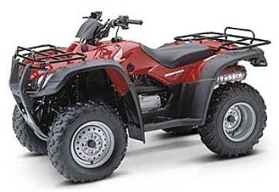 2004 Honda FourTrax Rancher 4x4 ES ATV Utility ATVs Jesup, GA