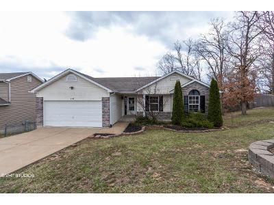3 Bed 2 Bath Foreclosure Property in House Springs, MO 63051 - Wagon Train Dr