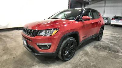 2018 Jeep Compass insert ()