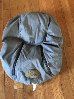 Cozy cover car seat cover