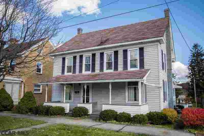 703 Lingle Street Osceola Mills Four BR, Don't Cramp You Style.