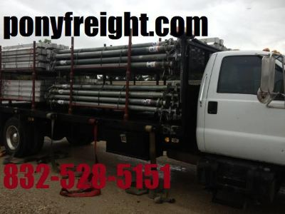 hot shot deliver trucking service  ponyfreight.com  832-528-5151