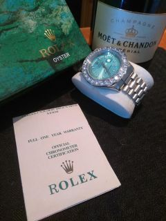 $250, Presidential Rolex 44mm Watch Sweeping Movement