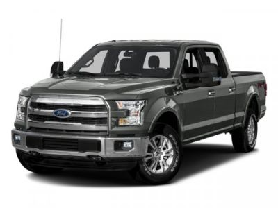 2016 Ford F-150 Lariat (Oxford White)