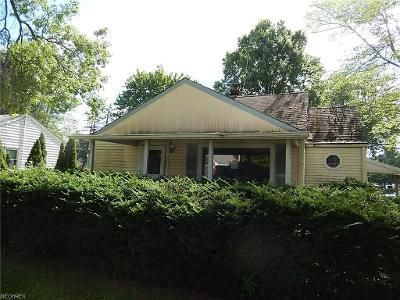 2 Bed 1 Bath Foreclosure Property in Youngstown, OH 44512 - Glenwood Ave
