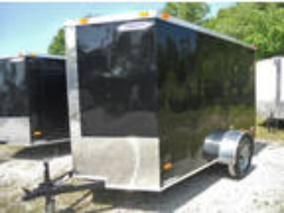 "2019 Freedom 6 x 10 Enclosed Cargo Trailer 6 9 "" Tall"