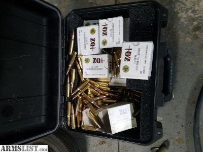 For Sale: ZQI 7.62/.308 APPX. 300 ROUNDS