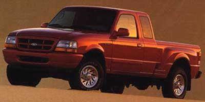 1998 Ford Ranger XLT (Black)