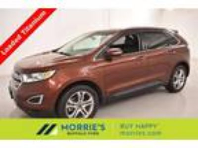 used 2015 Ford Edge for sale.