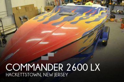 1999 Commander 2600 LX