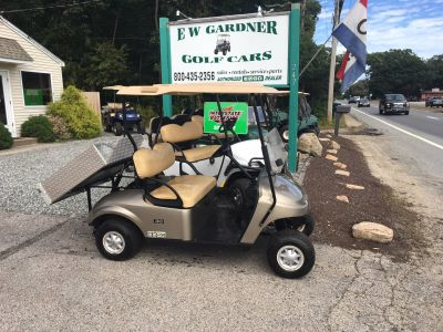 2014 E-Z-Go TXT Electric Golf Golf Carts Exeter, RI